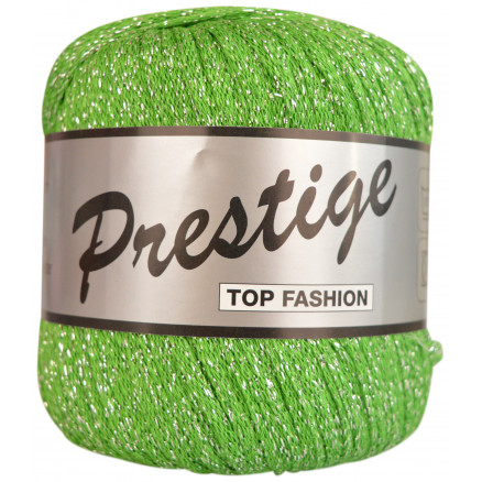 Lammy Prestige Lurex Garn 071 Grøn thumbnail