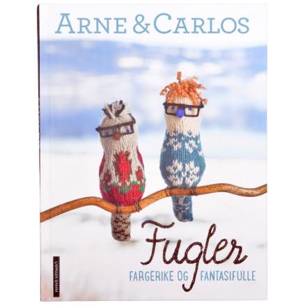 Image of   Fugler - Bog af Arne & Carlos - Norsk