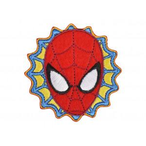Image of   Marvel Spider-Man Strygemærke 6,5 cm - 1 stk