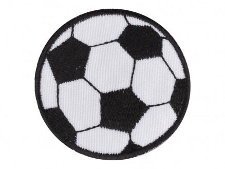 Image of   Strygemærke Fodbold 4,5 cm - 1 stk