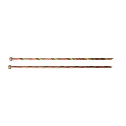 KnitPro Symfonie Strikkepinde / Jumperpinde Birk 30cm 6,50mm thumbnail