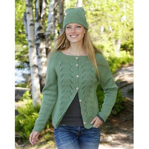 Green Luck by DROPS Design - Hue Strikkeopskrift str. S/M - L/XL