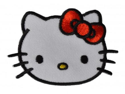 Image of   Sanrio Strygemærke Hello Kitty 5x7 cm - 1 stk