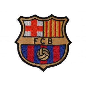 Image of   FC Barcelona Strygemærke 7,5 cm - 1 stk