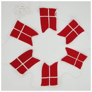 Flagranke af Rito Krea - Hækleopskrift Flagranke