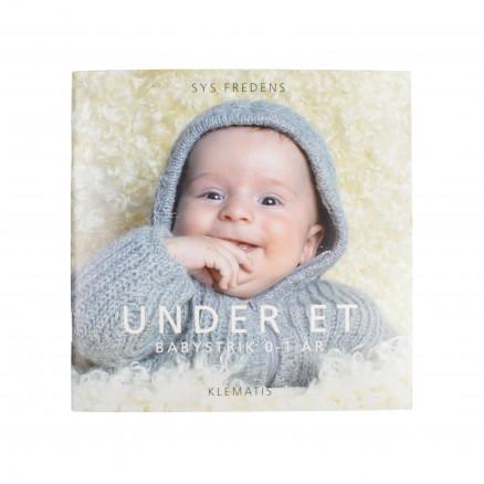 Under et - babystrik 0-1 år - Bog af Sys Fredens thumbnail