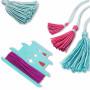 Prym Love Pompon Maker til 3 forskellige størrelser