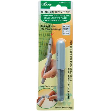 Clover Chaco Liner Pen Sølv thumbnail