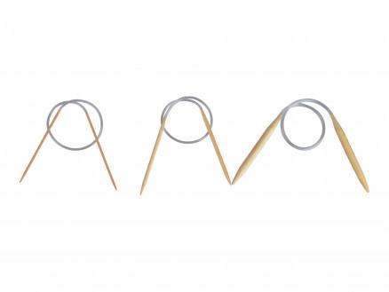 Infinity Hearts Bambus Rundpindesæt 40cm 2-10mm - 15 Størrelser
