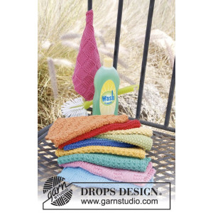 Summer Jolly by DROPS Design - Klude 21x21 cm