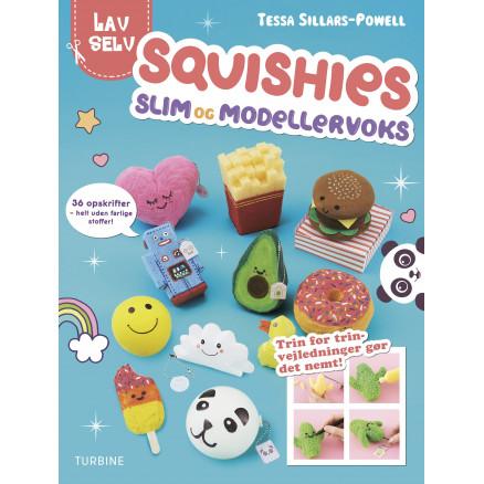 Lav selv: Squishies, slim og modellervoks - Bog af Tessa Sillars-Powel thumbnail