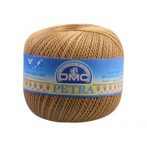 DMC Petra nr. 8 Hæklegarn Unicolor 53045 Beige