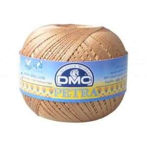 DMC Petra nr. 5 Hæklegarn Unicolor 53045 Beige