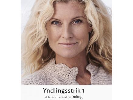 Image of   Yndlingsstrik 1 - Bog af Katrine Hannibal