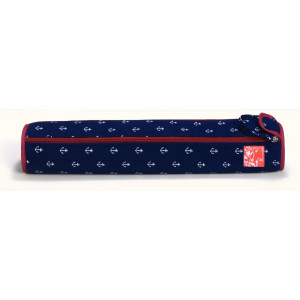 Prym Taske til strikkepinde Maritime 9,5x52 cm