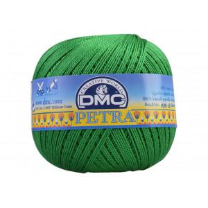 DMC Petra nr. 5 Hæklegarn Unicolor 5700 Mørkegrøn