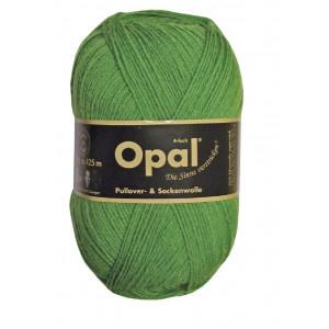 Opal Uni 4-trådet Garn Unicolor 1990 Græsgrøn