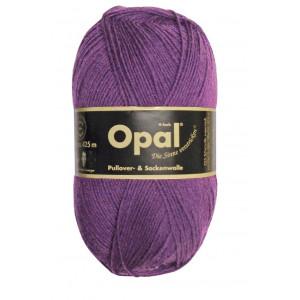 Opal Opal uni 4-trådet garn unicolor 3072 violet fra rito.dk