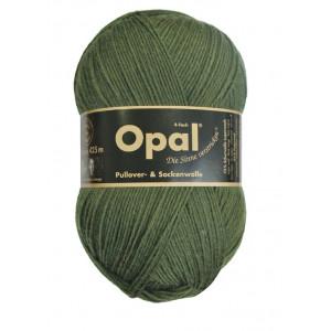 Opal Opal uni 4-trådet garn unicolor 5184 oliven på rito.dk