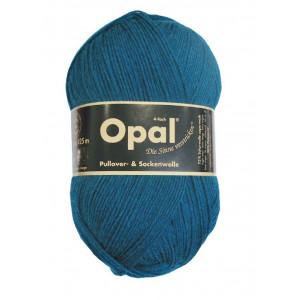 Opal – Opal uni 4-trådet garn unicolor 5187 petrol på rito.dk