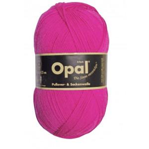 Opal Uni 4-trådet Garn Unicolor 5194 Pink