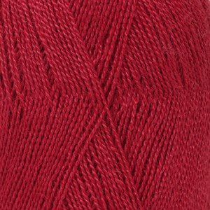 Drops Lace Garn Unicolor 3620 Rød 50g
