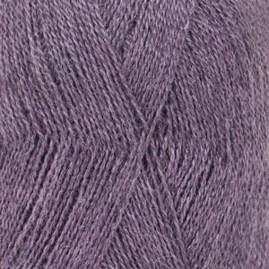 Drops lace garn mix 4434 lilla/violet 50g fra Garnstudio - drops på rito.dk