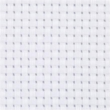 Aidastof, B: 150 cm, hvid, 35 tern pr. 10 cm, 3m thumbnail