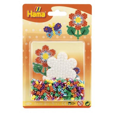 Hama Midi Blisterpak 4188 Blomst thumbnail