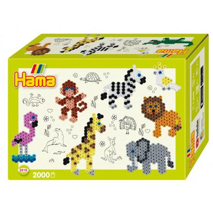 Hama Midi gaveæske small world 3510 Zoo thumbnail