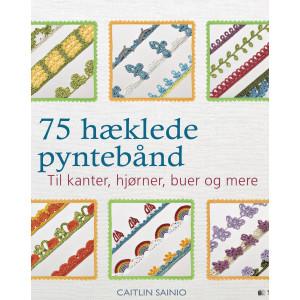 75 hæklede pyntebånd - Bog af Caitlin Sainio
