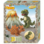 Hama Midi Gaveæske 3250 3D Dino