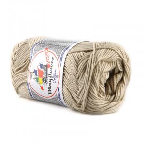 Mayflower Cotton 8/4 Garn 1438 Beige