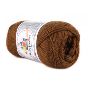 Mayflower Cotton 8/4 Garn 1432 Brun