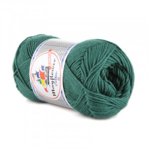 Mayflower Cotton 8/4 Garn 1429 Petrol