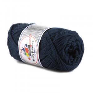 Mayflower Cotton 8/4 Garn 1423 Marineblå