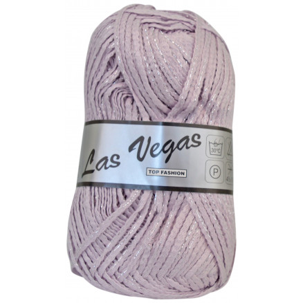 Lammy Las Vegas Garn 63 Støvet Lyslilla thumbnail
