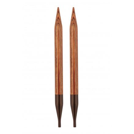 KnitPro Ginger Udskiftelige Rundpinde Birk 13cm 15,00mm thumbnail