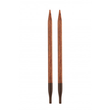 KnitPro Ginger Udskiftelige Rundpinde Birk 13cm 3,25mm thumbnail