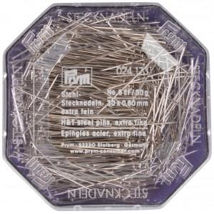Prym Knappenåle 30 x 0,6 mm - 50 g