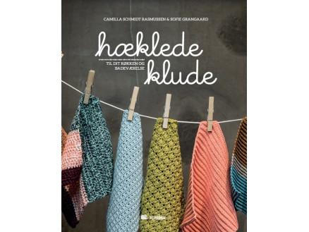 Image of   Hæklede klude - Bog af Camilla S. Rasmussen og Sofie Grangaard