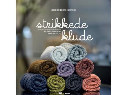 Image of   Strikkede klude - Bog af Helle Benedikte Neigaard