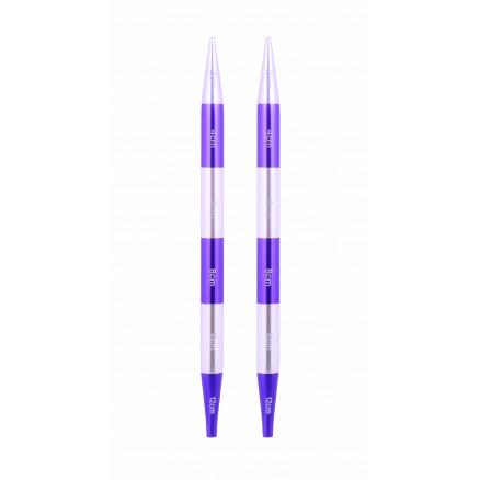 KnitPro SmartStix Udskiftelige Rundpinde Aluminium 12cm 7,00mm thumbnail
