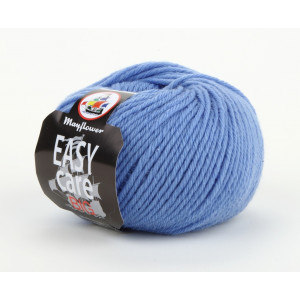 Mayflower Easy Care Big Garn Unicolor 110 Lys Blå