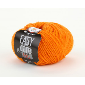 Mayflower Easy Care Big Garn Unicolor 122 Orange