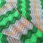 Lagermandens Babytæppe af Rito Krea - Baby Tæppe Hækleopskrift 70x100cm