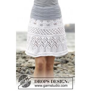 Summer Elegance by DROPS Design - Nederdel Strikkeopskrift str. S - XXXL