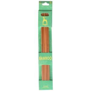 Pony Strømpepinde Bambus 20cm 4,00mm / 7.9in US 6