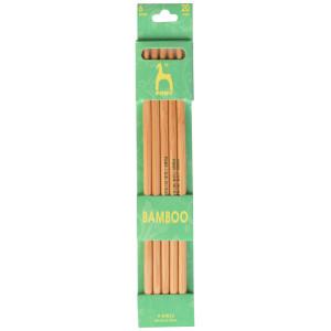 Pony Strømpepinde Bambus 20cm 6,00mm / 7.9in US 10