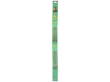 Pony Strikkepinde / Jumperpinde Bambus 33cm 2,50mm / 13in Us 1½